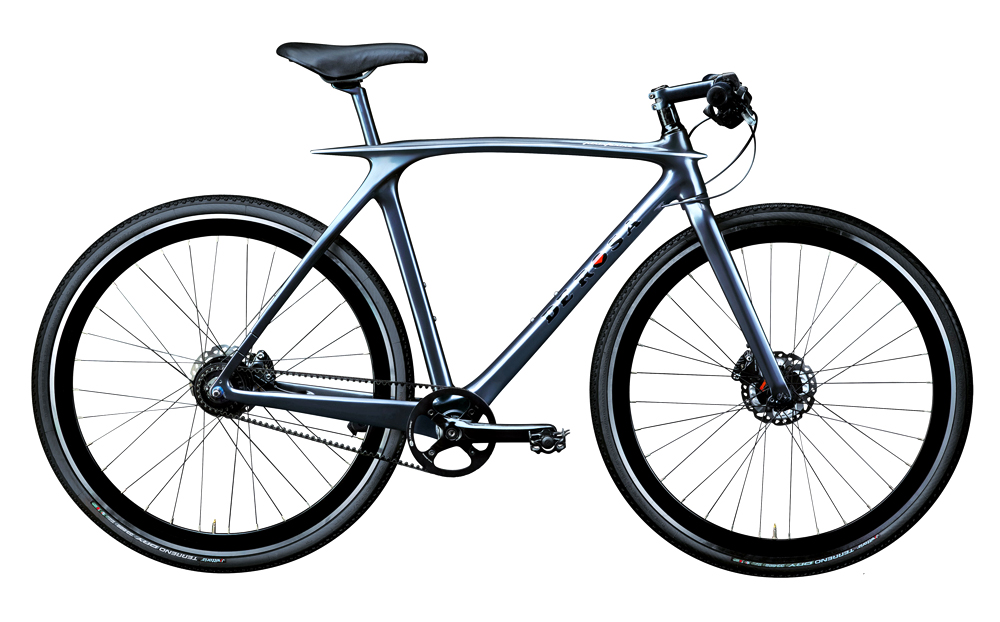 AW19 BIKE1 DE ROSA VELO METAMORPHOSIS GREY