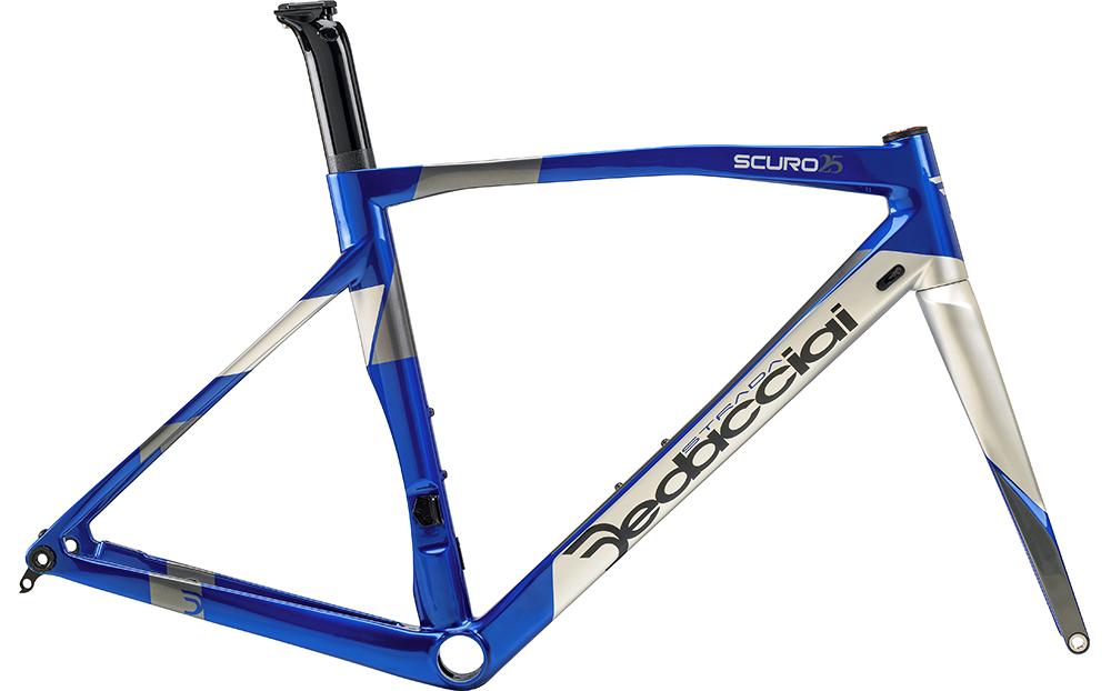 AW19 BIKE1 DEDACCIAI STRADA SCURO 25 BLUE