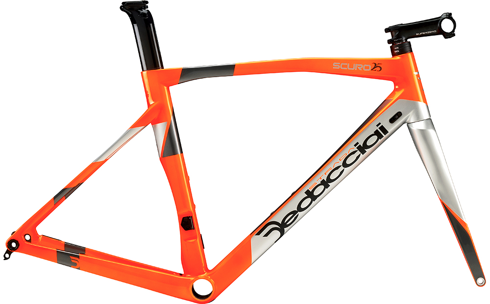 AW19 BIKE1 DEDACCIAI STRADA SCURO 25 ORANGE