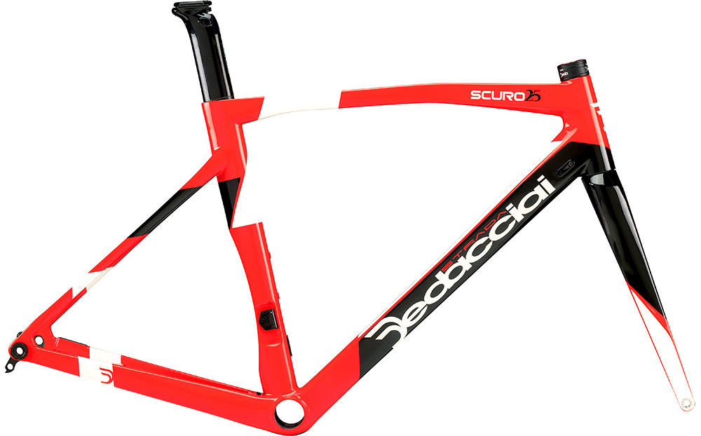 AW19 BIKE1 DEDACCIAI STRADA SCURO 25 RED
