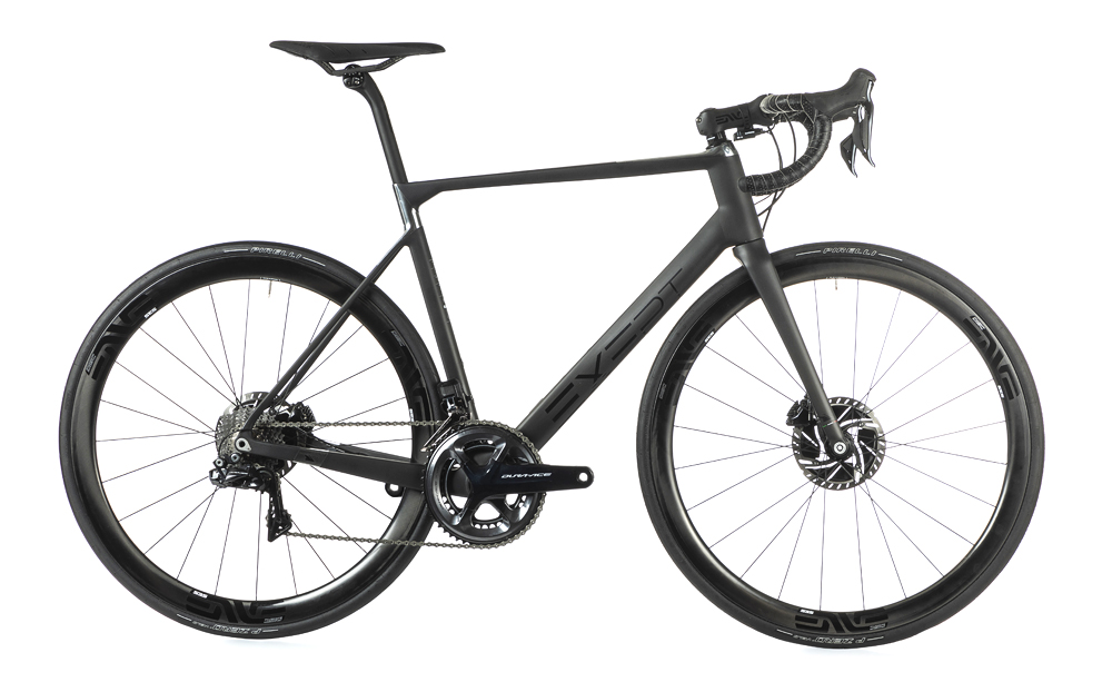 AW19 BIKE1 EXEPT VELO ALL ROAD CLASSIC BLACK