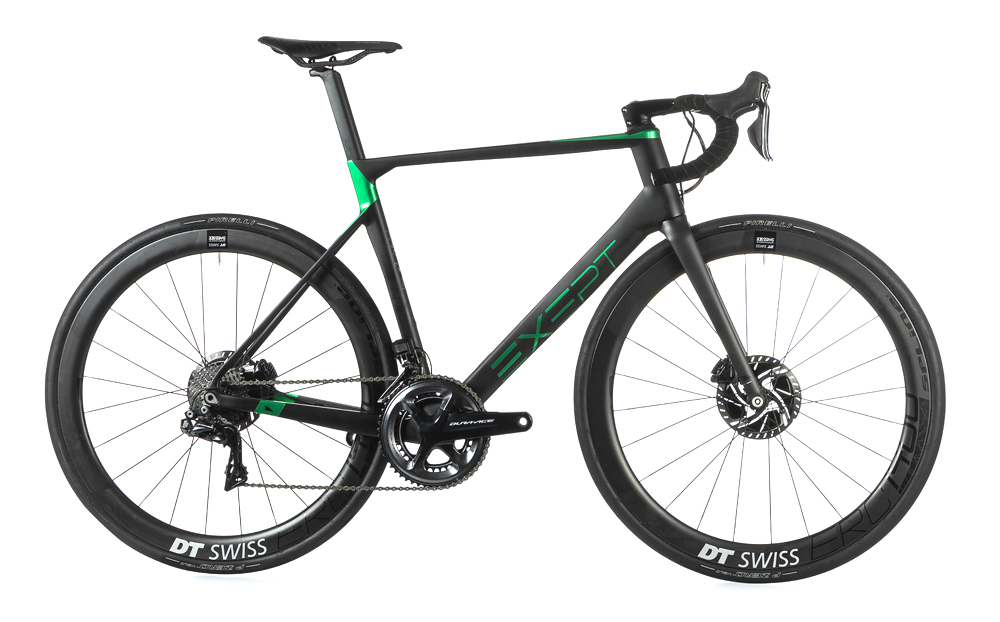 AW19 BIKE1 EXEPT VELO ALL ROAD INTEGRATED GREEN