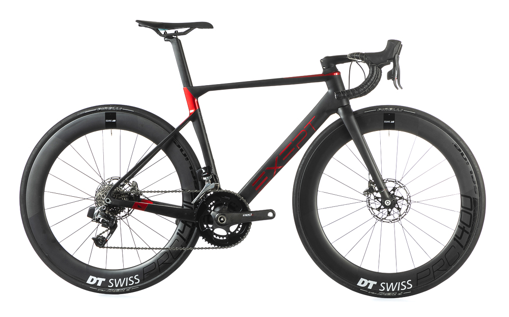 AW19 BIKE1 EXEPT VELO ALL ROAD INTEGRATED RED