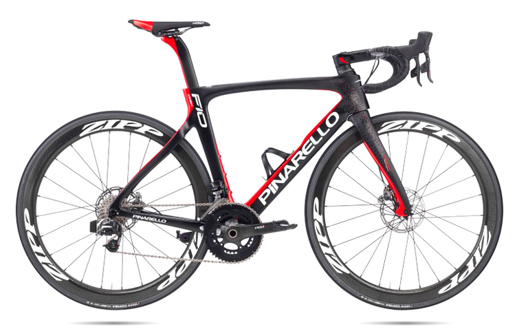 AW19 BIKE1 PINARELLO F10 DOGMA BLACK LAVA