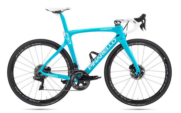 AW19 BIKE1 PINARELLO F10 DOGMA DIAMOND BLUE