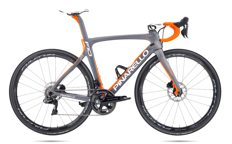 AW19 BIKE1 PINARELLO F10 DOGMA MARS ORANGE