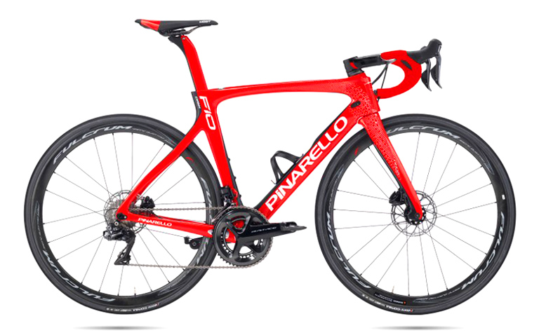 AW19 BIKE1 PINARELLO F10 DOGMA RED MAGMA