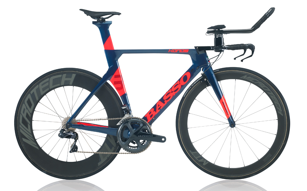 AW19 BIKE1 BASSO VELO KONOS BLUE ORANGE