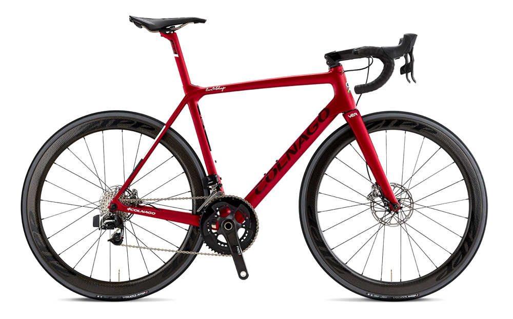 BIKE1 COLNAGO VELO V2R VJRD RED