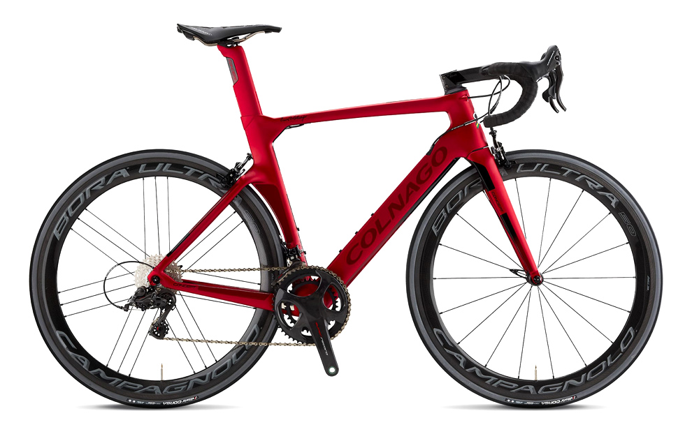 BIKE1 COLNAGO VELO CONCEPT NJRD RED