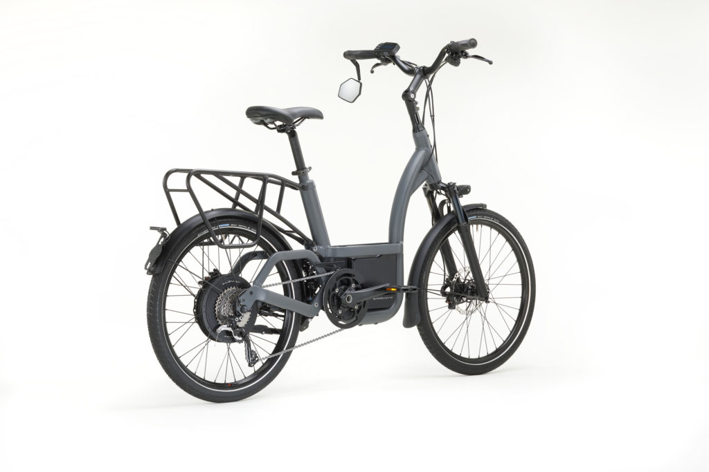 BIKE1 KLEVER SS19 ELECTRIC E-BIKE B-SPEED