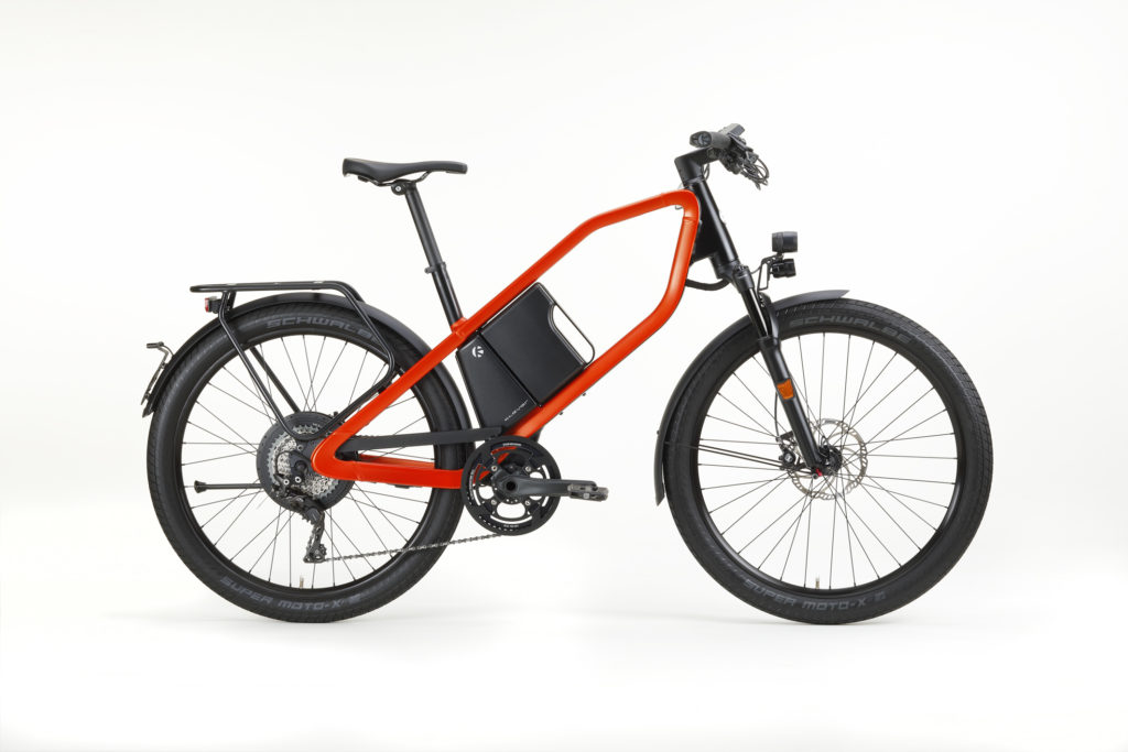 BIKE1 KLEVER SS19 ELECTRIC E-BIKE X-SPEED_orange_01