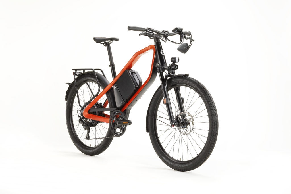 BIKE1 KLEVER SS19 ELECTRIC E-BIKE X-SPEED_orange_05