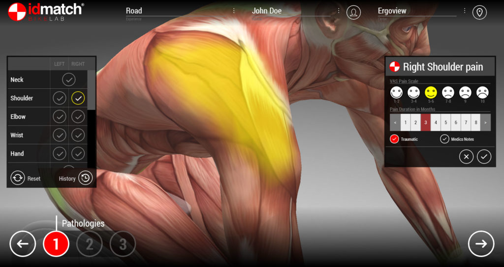 Bike1---IdMatch-3D-Body-Pain-Check