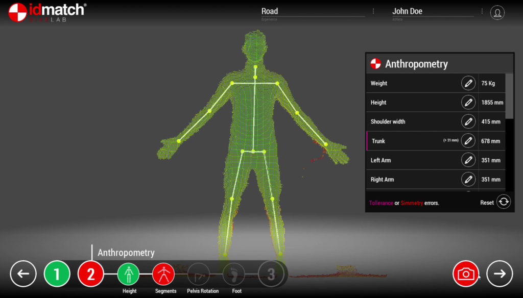 Bike1---IdMatch-3D-Body-Scan-Process