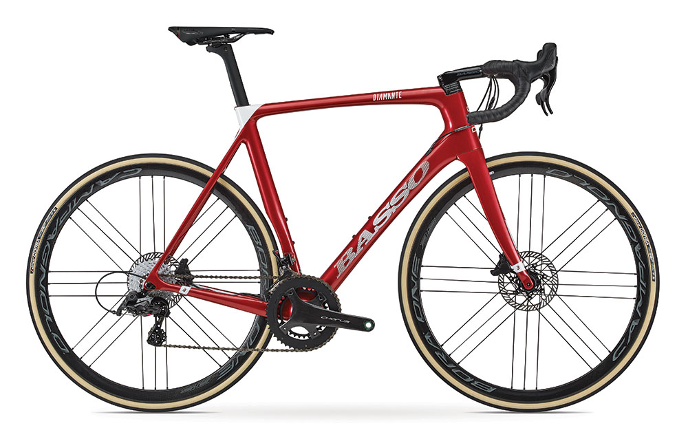 AW20 BIKE1 MAGASIN DE VELO GENEVE BASSO BIKE Diamante Disc_Rubin Red copia