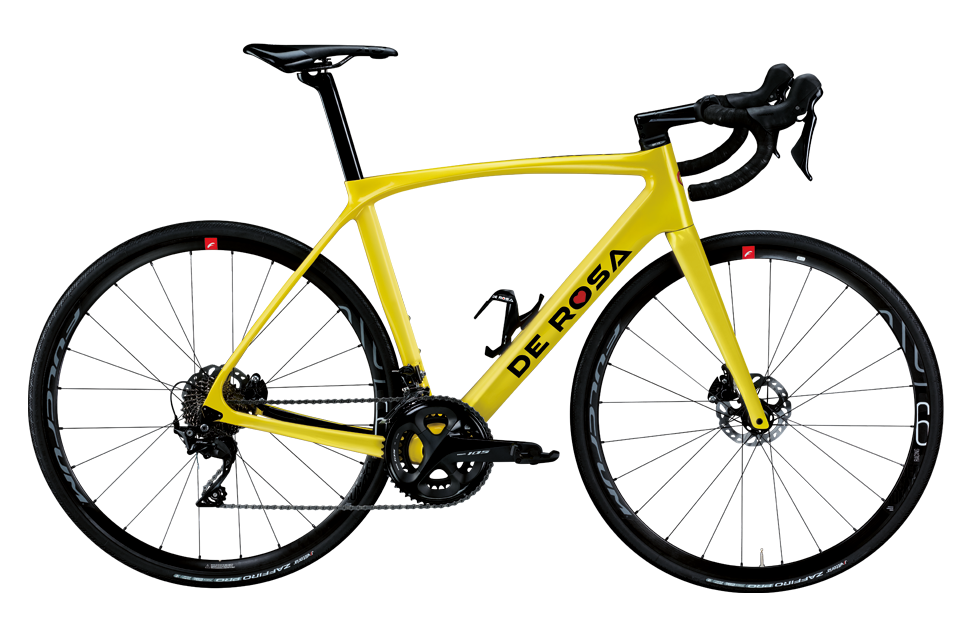 AW20 BIKE1 MAGASIN DE VELO GENEVE DE ROSA BIKE IDOL_DISK_YELLOW