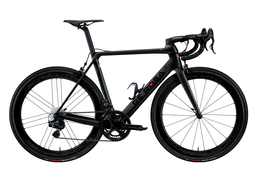 AW20 BIKE1 MAGASIN DE VELO GENEVE DE ROSA BIKE PROTOS_NERO_OPACO