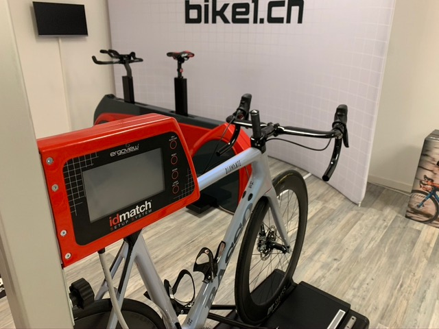 BIKE1 CYCLES STORE GENEVE - ETUDES POSTURALES IDMATCH STUDIO 6