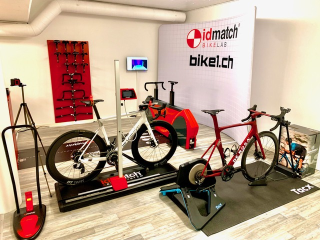 BIKE1 CYCLES STORE GENEVE - ETUDES POSTURALES IDMATCH STUDIO
