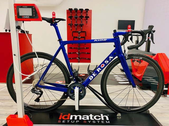 BIKE1 CYCLES STORE GENEVE - ETUDES POSTURALES IDMATCH