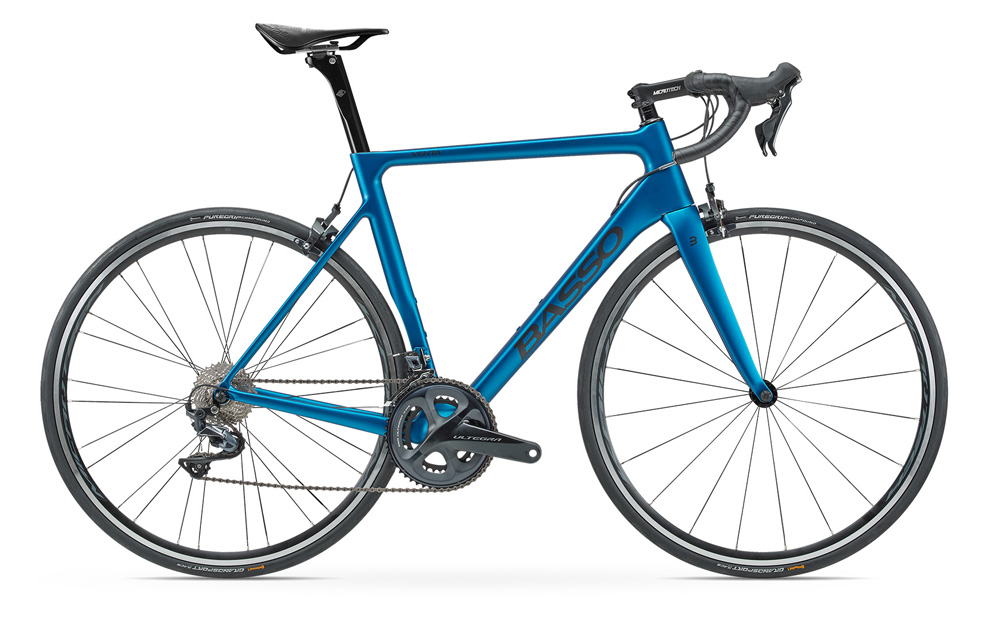 BIKE1 BASSO VELO VENTA SEA BLUE RIM